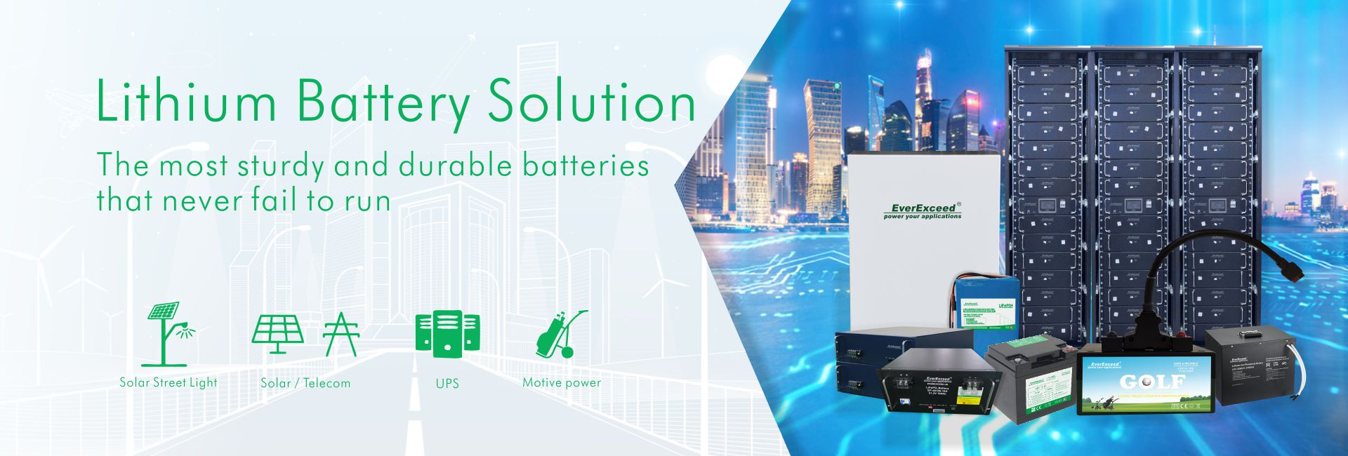 Lithium Battery Solution